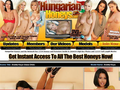 Hungarian Honeys