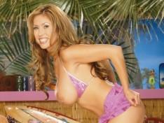 Kianna Dior Bikini Babe 100 Photos